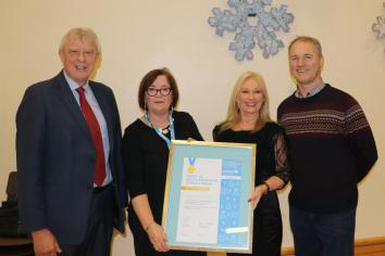 Gold rights award for Knockavoe