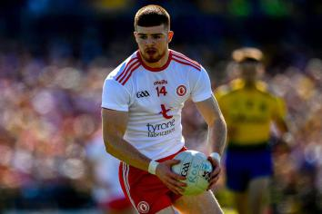 McShane to remain committed to Tyrone