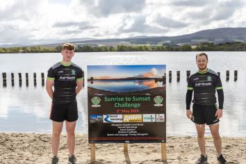 Owen Roes' Sunrise to Sunset raises over £20,000 for local charities!