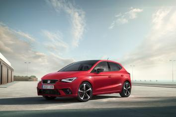 New SEAT Ibiza: refreshed and ready for the city