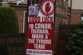 Tyrone bidding for All-Ireland success