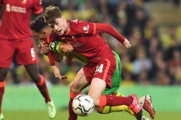 Bradley makes history in Liverpool debut