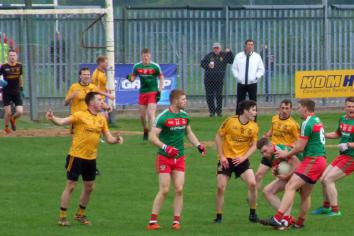 Owen Roes fall to two-point defeat to Augher