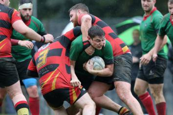 Poor first half costs Strabane as they fall to a heavy defeat to PSNI