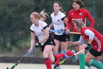 Raphoe Ladies maintain top form with victory over KV