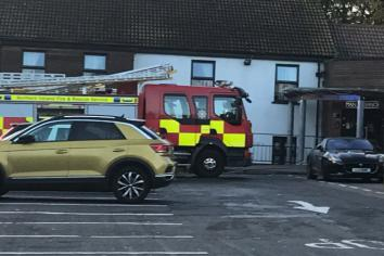 Praise for Fire Service in wake of accidental blaze at Strabane hotel