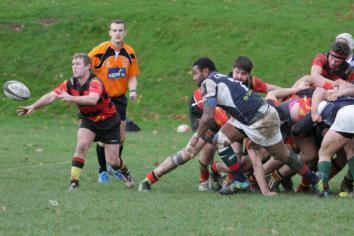 Strabane return to winning ways in the league with win over Civil Service