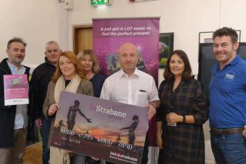 Support local business with the 'In Strabane' gift card