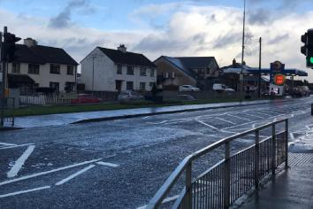 Safety concerns aired over busy stretch of Magheramason road