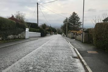 Need for traffic calming measures on busy Strabane road to be assessed