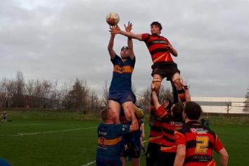 Strabane finish the year with bonus point victory