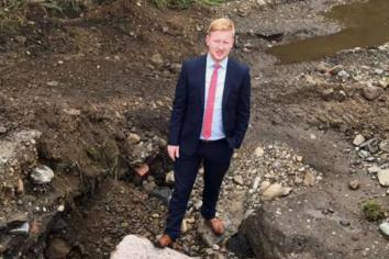 Flood risk consultation 'cannot be box ticking exercise', says MLA