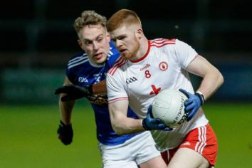 McShane stars as Tyrone down Dublin