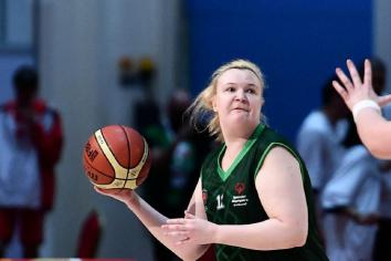Gold for Siobhan! Ireland overcome Bharat to take the honours