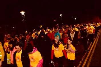 Public urged to register for 'Darkness into Light' event