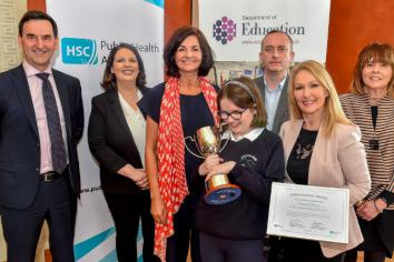 Knockavoe School and Resource Centre recognised for exceptional pastoral care