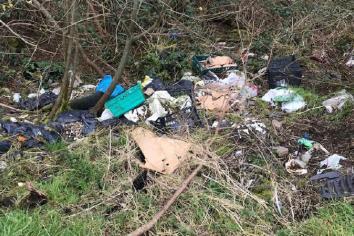 Council report identifies illegal dumping 'hotspots' across Strabane district