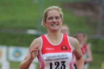 Ann-Marie McGlynn selected for marathon group