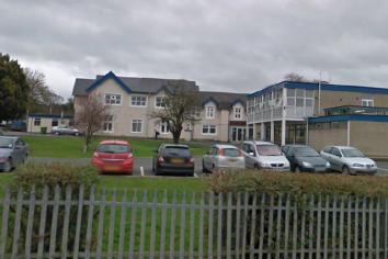 Newly vacant school site becomes target for vandals
