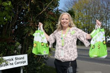 Asda's Cheryl goes the extra mile to help others