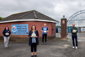 Sigersons club members to 'solo' around Strabane