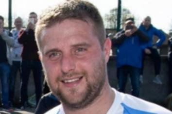 Liam McMenamin appointed manager of Strabane Athletic