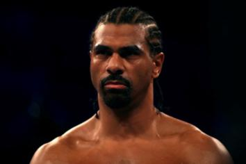 Boxer David Haye offers support for 'Remember My Noah' campaign