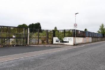 Security patrols at former Adria factory site to deter anti-social behaviour