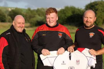 Cathair called up toUlster Under 18 Clubs squad