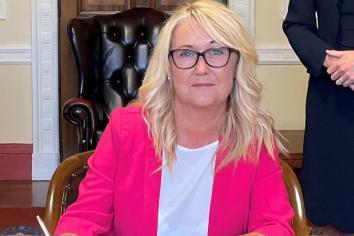 Strabane woman selected as MLA for Foyle