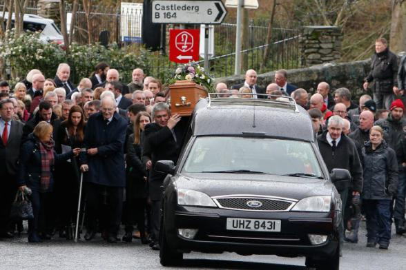 Village mourns sad passing of loved motorcycle enthusiast who 'helped put Ardstraw on the map'